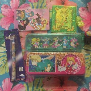 Other - **Sold**  Sailor Moon School Supplies Super Kawaii